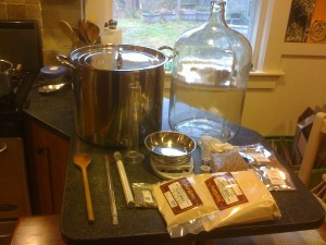 Brewing Day Equipment