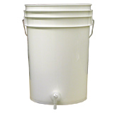 Brewers Bucket (with spigot)